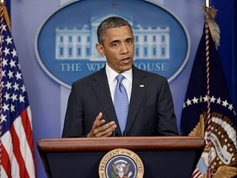 Obama Spooks Markets As He Calls Attack Against Islamist Militants In Kurdistan