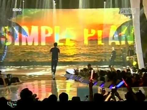 Simple Plan - Live Performance at antv