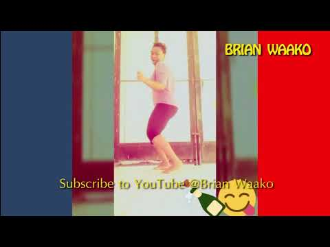 BAHATI Feat EDDY KENZO -BARUA KWA MAMA [Official Dance Video]