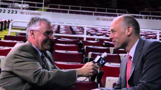 Jeff Blashill Interview (Part 1/3) - Hired in Hockeytown: A conversation with Bob Kaser