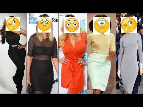 Who is Your Celebrity Body Twin-Find Out How to Know Your Body Shape
