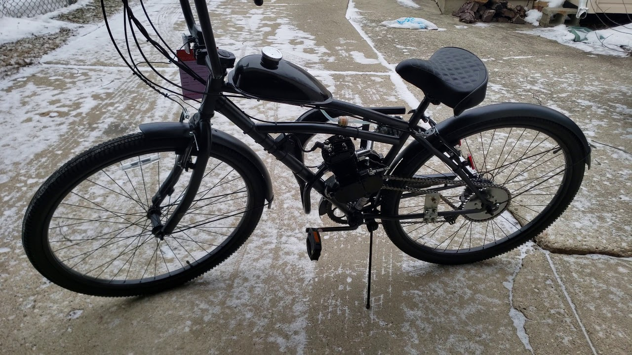 2019 29 inch Schwinn Midway 80cc Motorized bicycle