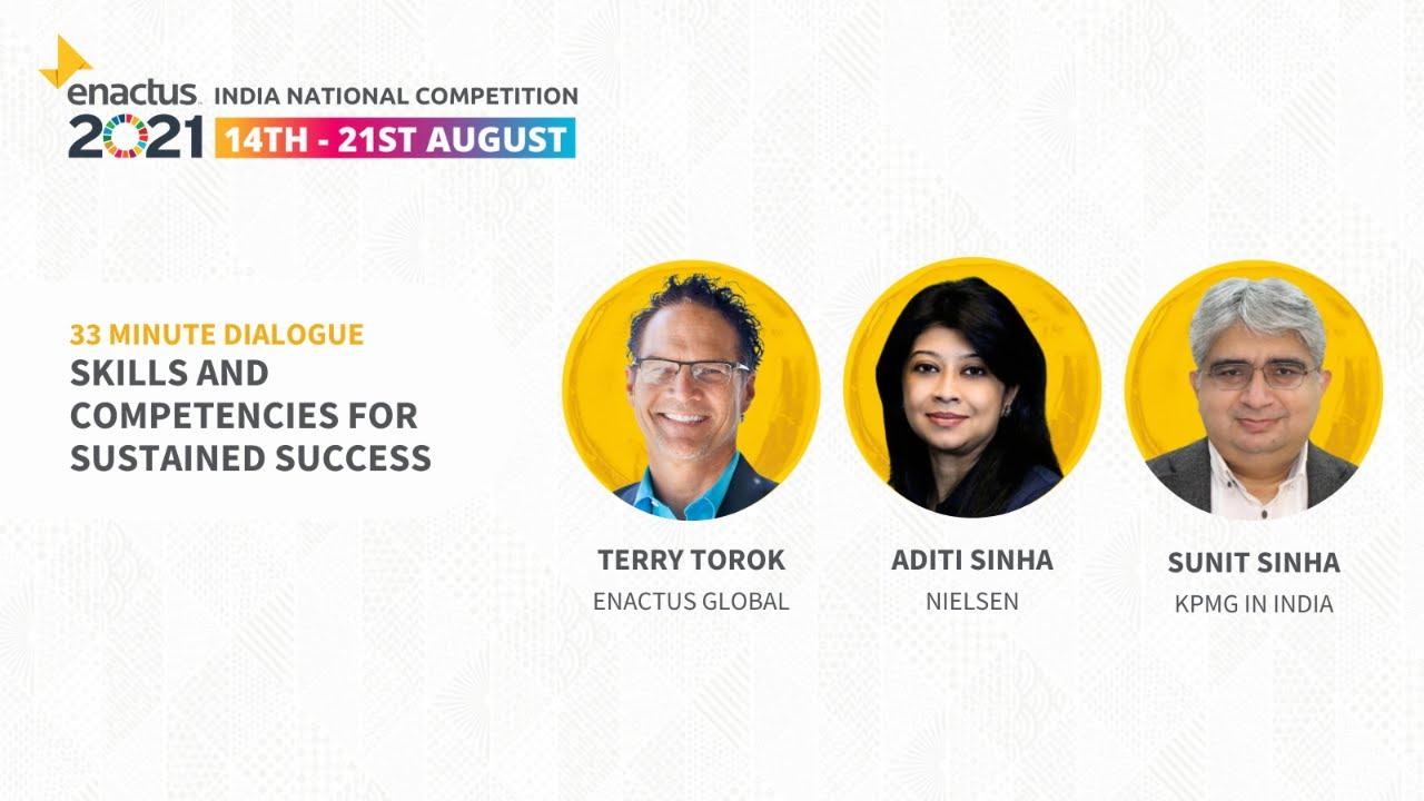 Enactus India 2021 | Opening Round Awards Ceremony 2021