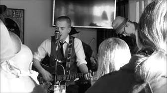 Oskari Heikkinen & Arktinen Voodoo - Hyvästi Live @ Musta Kissa Rovaniemi
