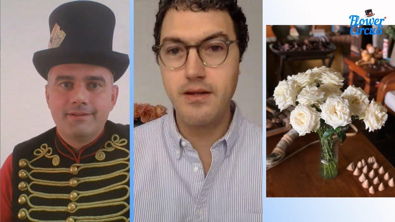 Mauricio Danies from Milagro : Flower Circus Talks