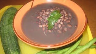 RECETA DE FRIJOLES DE LA OLLA Y TIPS -COMIDA MEXICANA aleliamada
