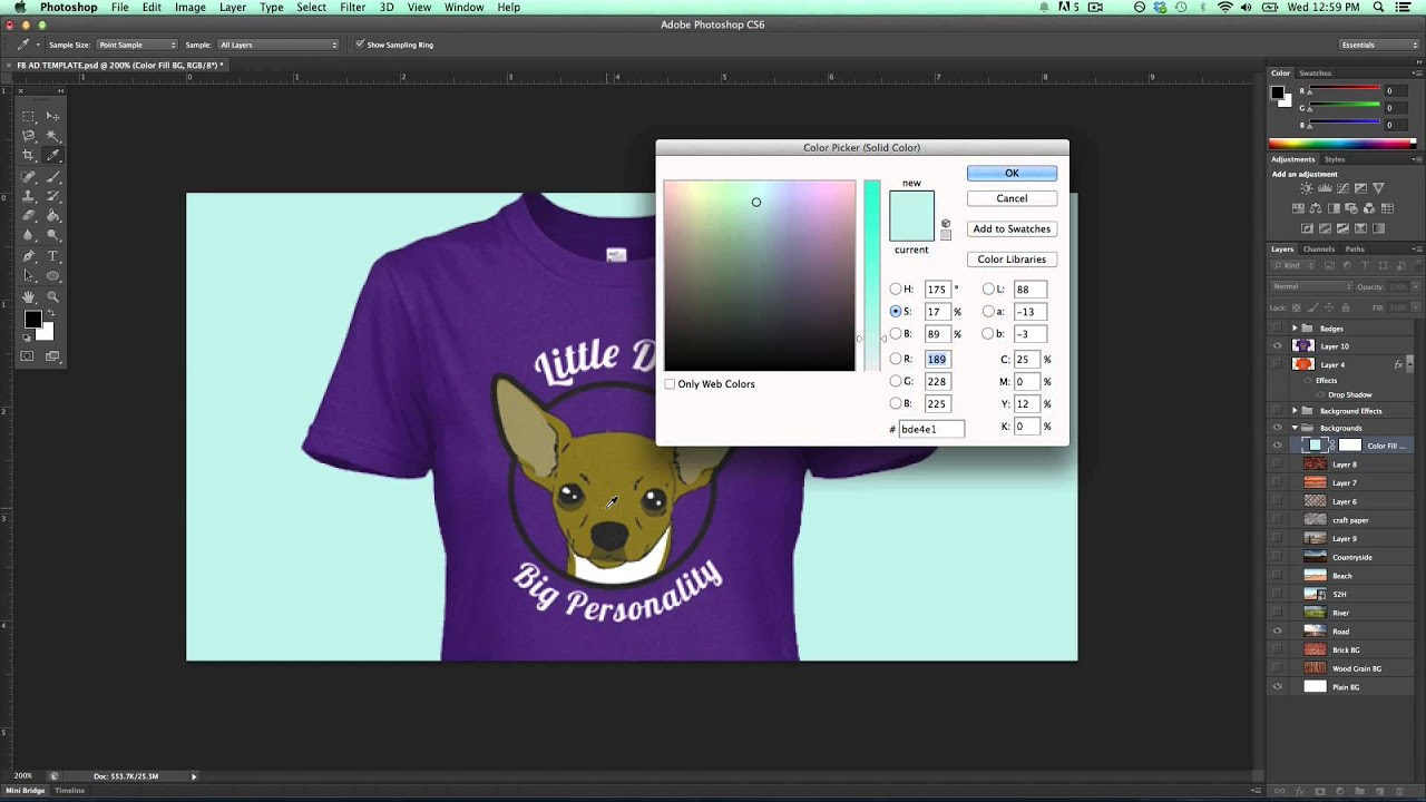 Designing Your Ad Image Facebook Ads For Teespring YouTube - Facebook ad design template