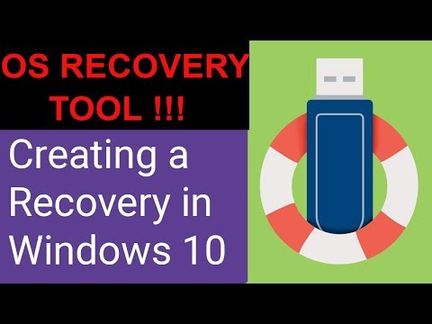 How to Use Dell OS Recovery Tool ?? Dusb ?? Learn Now !! OS recovery Usb !!