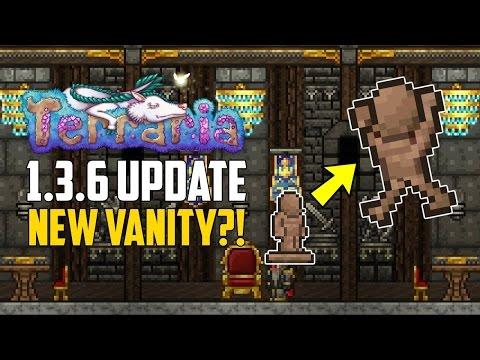 Terraria 1.3.6 SPOILERS! NEW VANITY? Not Confirmed! | PC NEWS