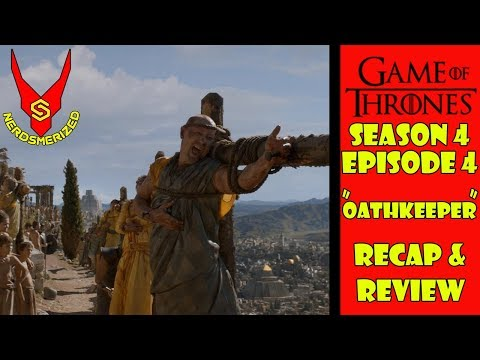 Game Of Thrones Season 4 Episode 4
