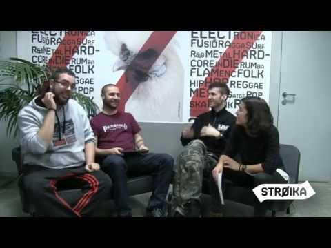 BACKSTAGE STROIKA #25 – Entrevista/ Interview – LÁGRIMAS DE SANGRE