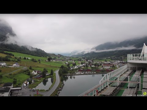 Norway Fjords Cruise Trip | Europe Travel Guide in Telugu | Telugu Travel Channel | Samyana Kathalu
