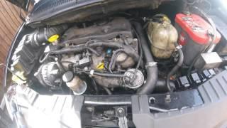 Едкий запах из с глушителя дизельного авто CHRYSLER \ A faint smell from the diesel car silencer