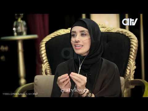 """لقاء مؤثر ...شيماء العيدي """"قدوة""""  تقديم ريهام الحسن"""