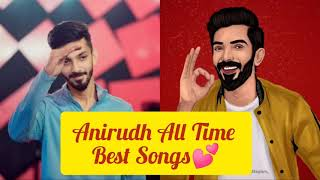 Anirudh All Time Best Tamil Songs | Nonstop