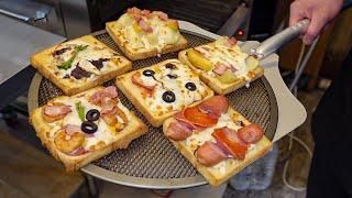 놀라운 가성비!! 1,000원 짜리 피자 토스트 l O…