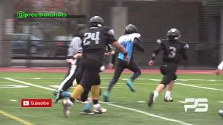 CD Panthers 12U vs. Seatac Sharks Playoffs Highlight Reel 2018