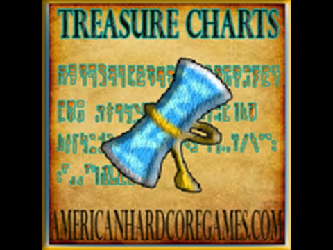 Windwaker HD Treasure Chart 37 Rock Spire Isle Boomerang Action
