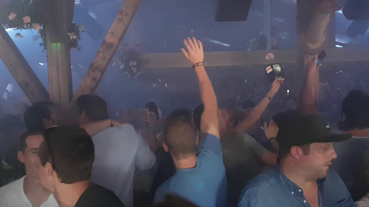 Moose bar Tomorrowland 2018
