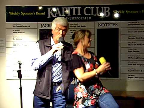 Karaoke in Paraparaumu Beach New Zealand