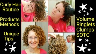How To Tips For Curly Hair- After Shower Routine To Get Perfect Ringlets