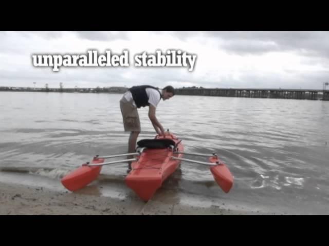 TriKayak XS-1 | A Versatile Recreational Kayak
