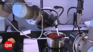 Tomorrow Daily - Robot chef can make you dinner in 2017, Ep. 161