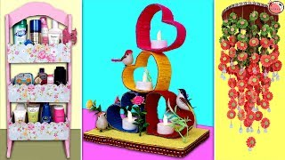 10 Creative Craft Things !!! Than You Make Easily Showpieces