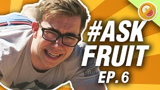 HOUSE TOUR, TOASTER PUNCHING, RUNNING MAN CHALLENGE! | #AskFruit Ep. 6 (Reading Your Comments)