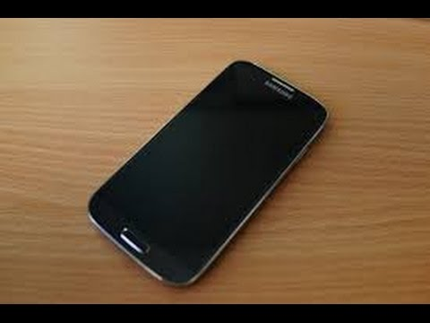 Samsung Galaxy S4 S5 S6 Black Screen Issues