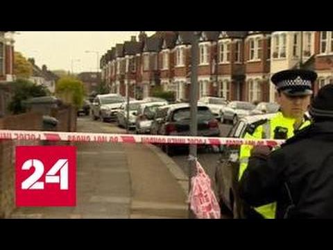В Лондоне задержали трех предполагаемых террористок