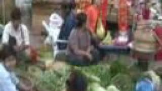 Burmese Market: Shan Zay - Kachin Zay Revisited 2008