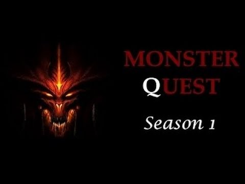 #Amazing Monster Quest #HD #2017