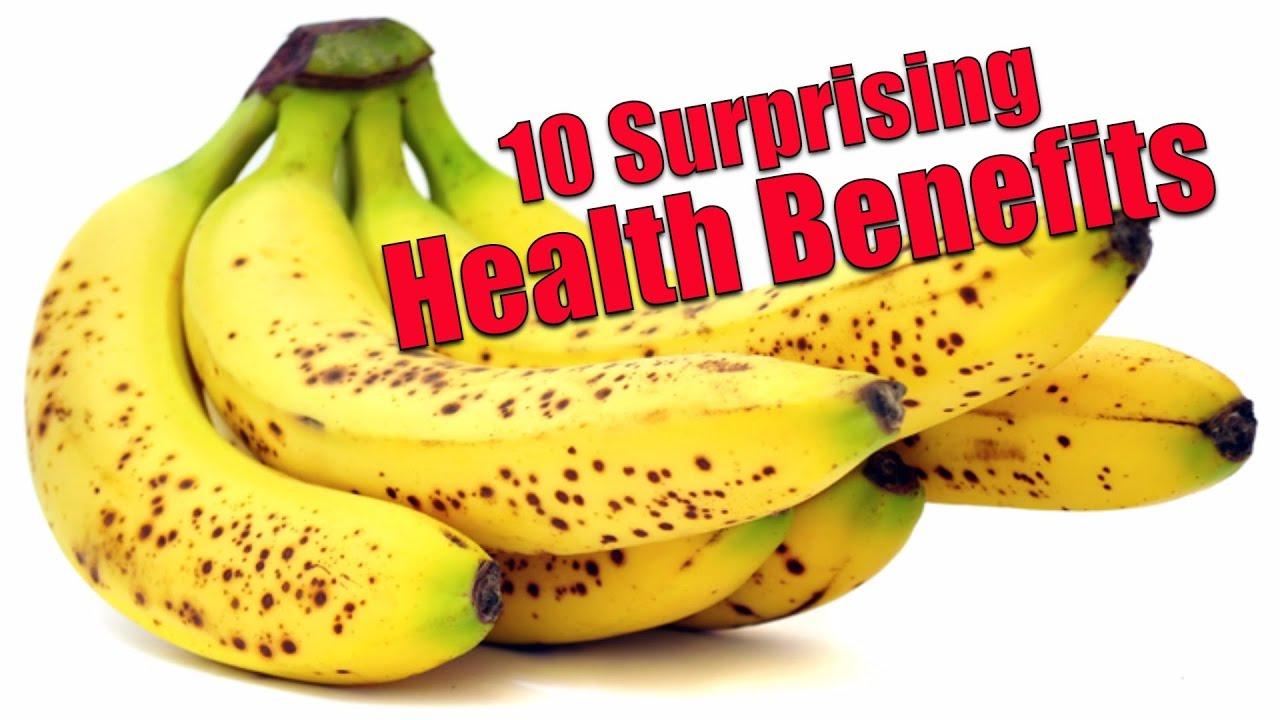Top 10 Health Benefits of Banana | Nutritional Facts of Banana | 10 Benefits  Of Eating Banana Daily
