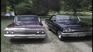 1963 Chevy Impala SS Super Sport 409 425 horsepower