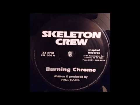 Skeleton Crew – Burning Chrome