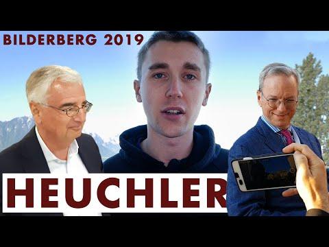 BIDERBERG 2019: Migrationspakt & Klima - Die Heuchelei der Bilderberger