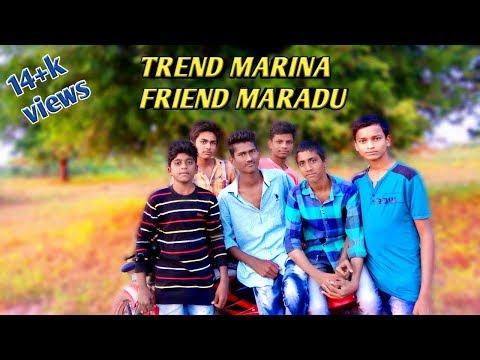 Trend marina....Friend maradu  Sort film Ramannapet Shows inspired by my village show