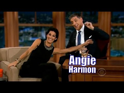 Angie Harmon  Awkward Pause Sandwich  Only Appearance