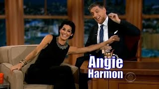Angie Harmon - Awkward Pause Sandwich - Only Appearance