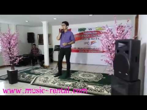 Perlombaan Karaoke Karyawan IPC Logistics Jakarta 16 agt 2016 w/ Organ Tunggal Baraboy