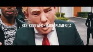 Kidd Wes- Made in America [Behind the Scenes