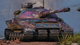 World of Tanks Object 279 (e) - 12 Kills 13K Damage (1 VS 9)