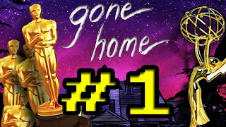 Gone Home: BEST GAME EVER 10/10 (Full Playthrough)