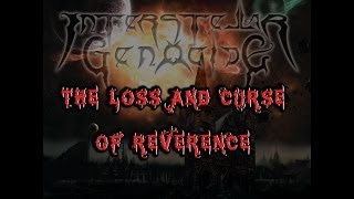The Loss and Curse of Reverence - Emperor Cover - Interstellar Genocide - Infinite Mythology