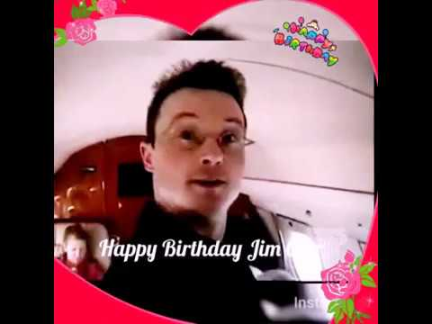⭐⭐ Happy Birthday Jim Corr ( the Corrs ) ⭐⭐