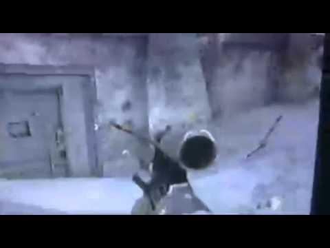 Black Ops glitch trim