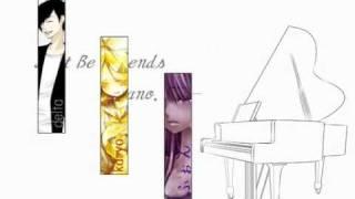 Just Be Friends piano ver (Nico Chorus)