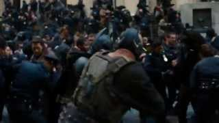 Korn - Coming Undone  (  Batman Vs Bane ) The Dark Knight Rises