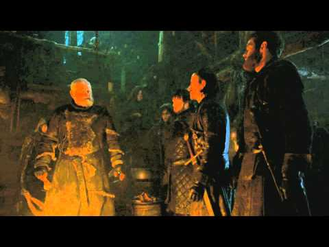 Game Of Thrones S03E04  Craster's And Jeor Mormont's Death